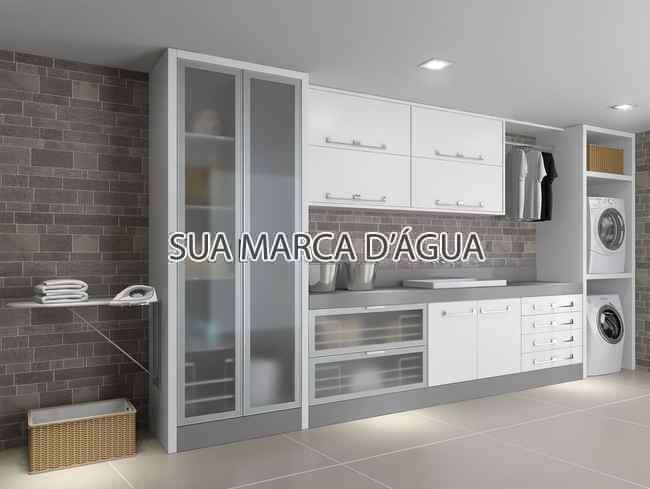 Área de Serviço - Apartamento PARA ALUGAR, Penha Circular, Rio de Janeiro, RJ - 0012 - 9